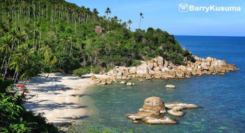 Koh Samui salah satu pulau terindah di Thailand.