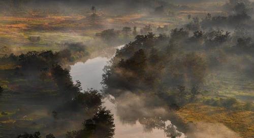 Memotret Landscape dan Alam.