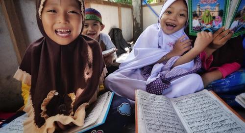 Pulau Salemo, Tempatnya Penghapal Al Quran Cilik.