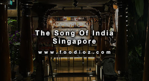 The Song Of India, Scotts Rd, Singapore