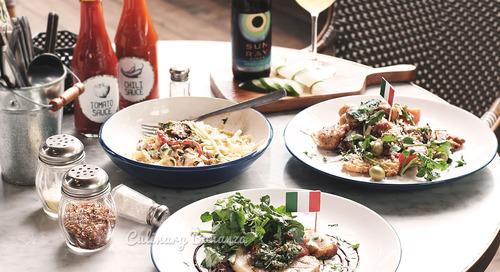 Extraordinary Italian Feast at Publik Markette!