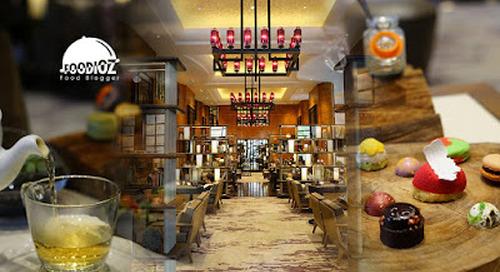 JimBARan Lounge, Ayana Midplaza, Central Jakarta