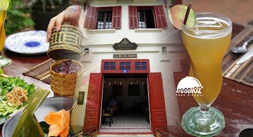 3 Nagas Restaurant, M Gallery by Sofitel, Luang Prabang, Laos