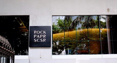 ROCK PAPER SCISSORS, JAKARTA - KUNINGAN