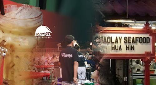 ChaoLay Seafood, Hua Hin, Thailand