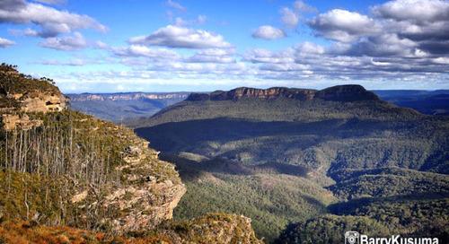 Blue Mountain New South Wales, Bucket list para pencinta alam.