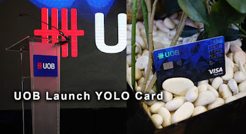 YOLO Card Launch by UOB Indonesia, Jakarta