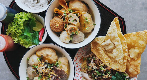 GOPEK INDONESIAN PERANAKAN STREET FOOD