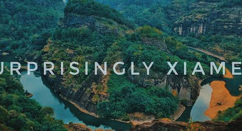 China Kotor? Coba ke Xiamen