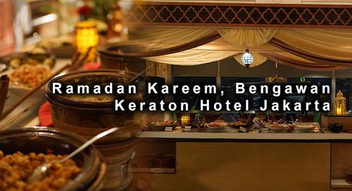 Ramadan Kareem Bengawan, Keraton Jakarta