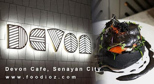 Devon Cafe, Senayan City, South Jakarta