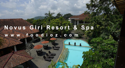 Novus Giri Resort & Spa, Puncak Cipanas, West Java