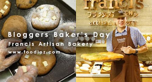 Bloggers Baker's Day, Francis Artisan Bakery, Taman Anggrek Mall, West Jakarta