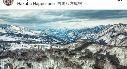 Hakuba Desa Tuan Rumah Olimpiade Musim Dingin di Jepang.