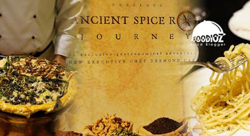 An Ancient Spice Route Journey, Le Meridien Hotel, Central Jakarta