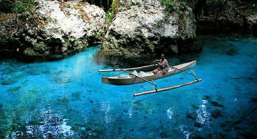 Luk Panenteng dan Potensi Wisata Alami Sulawesi Tengah