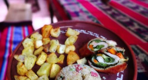 Berbagai Kuliner unik yang wajib coba di Peru.