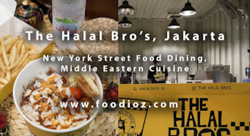 The Halal Bro's, The Boxx In, Sawah Besar