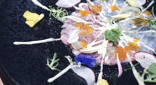 Omakase Lunch by Akira Watanabe @AW Kitchen