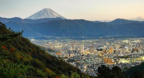 Fakta Unik Gunung Fuji Jepang.