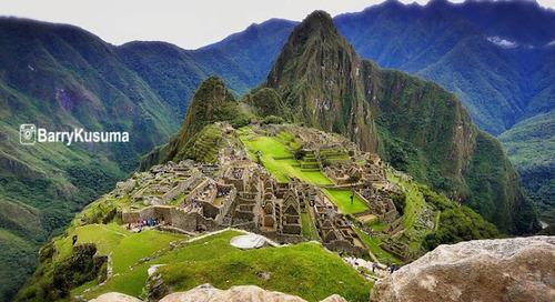 Machu Picchu Peru, Salah satu tempat terindah di dunia.