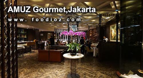 Amuz Gourmet, SCBD, Jakarta