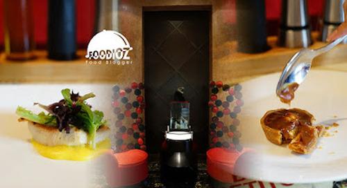 Rosso, Shangri-La Hotel, Central Jakarta