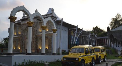 5 Spot Wisata Baru Yang Super Fantastis di Bandung
