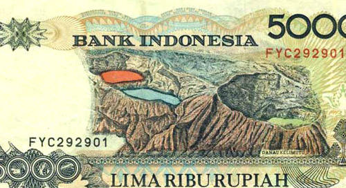 Kelimutu Flores, Danau Terindah di Indonesia.