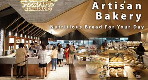 Francis Artisan Bakery, Lippo Mall Kemang, South Jakarta