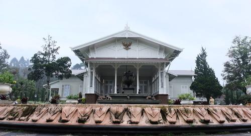 10 Fakta Menarik Istana Kepresidenan Cipanas
