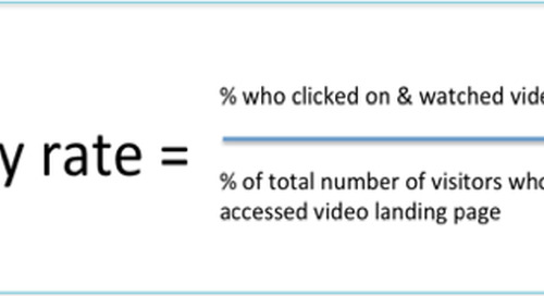 5 Video Metrics to Measure Success
