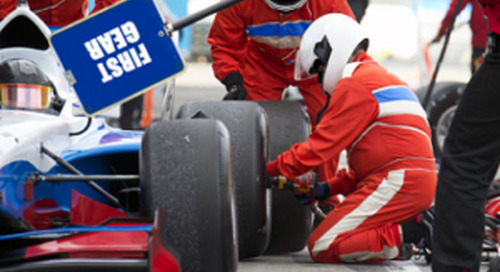 Data Center Operations Optimized Like a Race Car Team