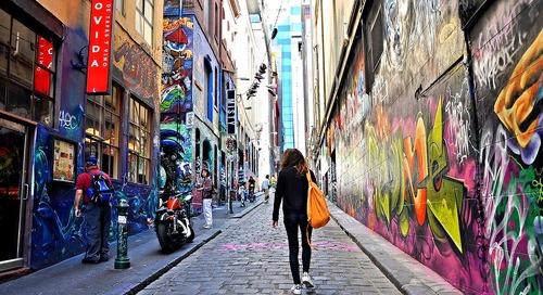 Kota di Dunia Dengan Street Art Terkeren!