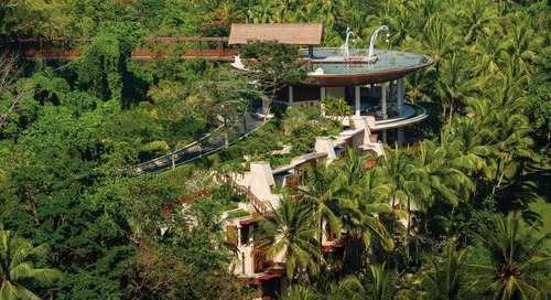 Tenang Menginap di Vila Bernuansa Alam Bali