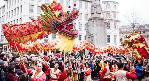 Inilah 8 Tradisi Imlek di Berbagai Dunia