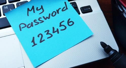 The Worst Password Isn't 'Password' -The Worst Passwords of 2016