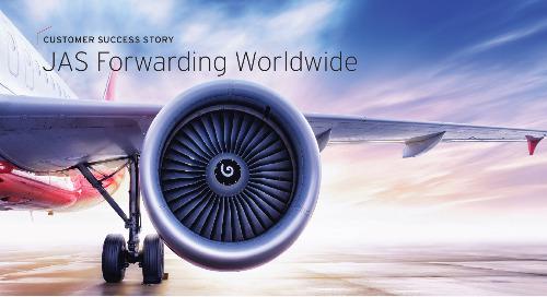 JAS Forwarding Worldwide Case Study