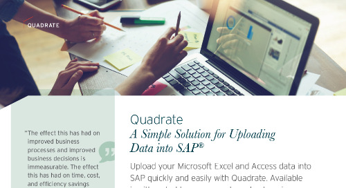 Data Loading for SAP