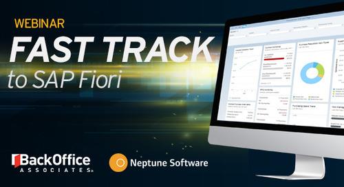 Fast Track to SAP Fiori Apps