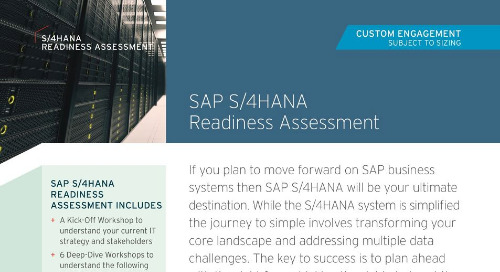 SAP S/4HANA Readiness Assessment