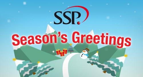 Season's Greetings from SSP
