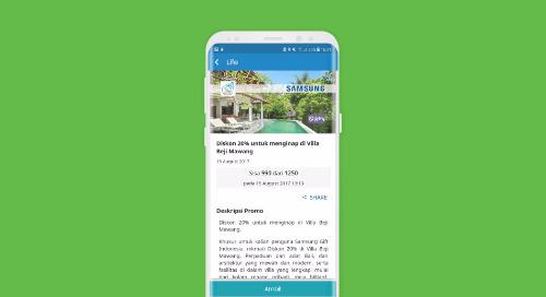 Diskon 25% untuk Menginap di Villa Beji Mawang
