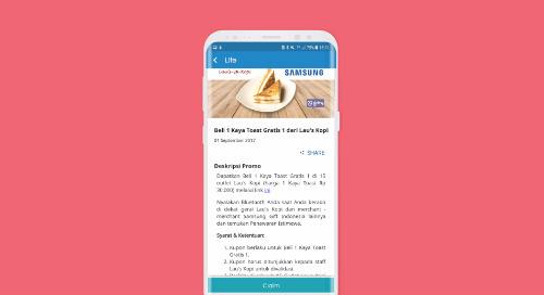 Beli 1 Kaya Toast Gratis 1 dari Lau's Kopi