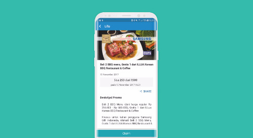Beli 1 BBQ menu, Gratis 1 dari Illua Korean BBQ Restaurant & Coffee