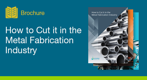How to Cut it in the Metal Fabrication Industry