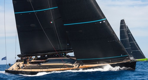KK Superyachts announces € 550,000 Price Drop on Wally 24m S/Y NAHITA