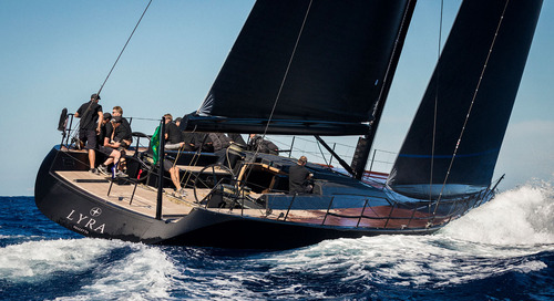 Wally 77' S/Y LYRA: NEW TO THE MARKET!