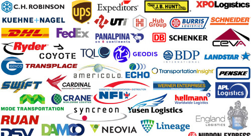 The Top 50 Largest Logistics Companies in the US 2018