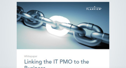 Linking the IT PMO to the Business